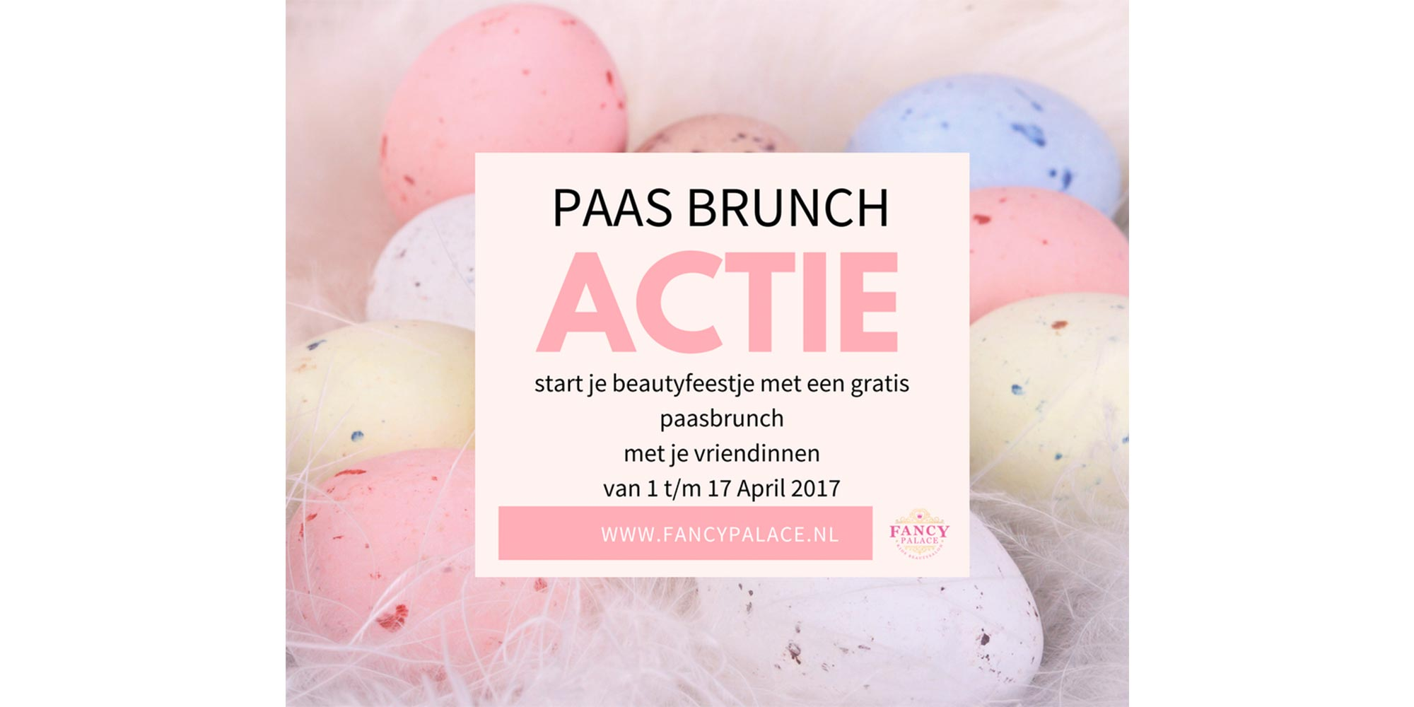 Fancy Palace Paas Actie