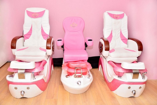 Fancy Palace Amsterdam Spa stoelen