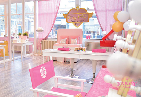 Kids Beauty Salon Filiaal Rotterdam