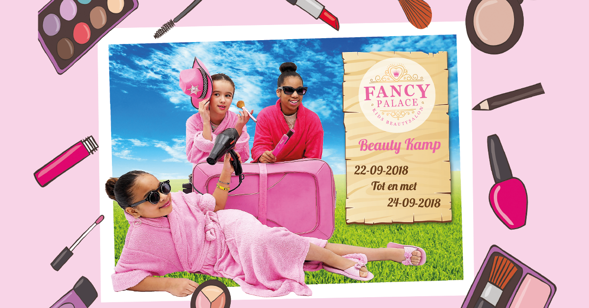 Fancy Palace Beauty Kamp 2018