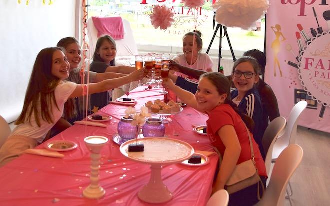 Kids Beauty Salon Filiaal Almere
